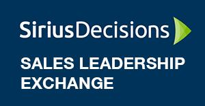 SiriusDecisions Sales Leadership Exchange